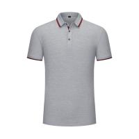 巴洛克纯色短袖polo衫订制-RJT154